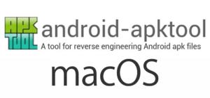 Android apktool su macOS installazione terminale