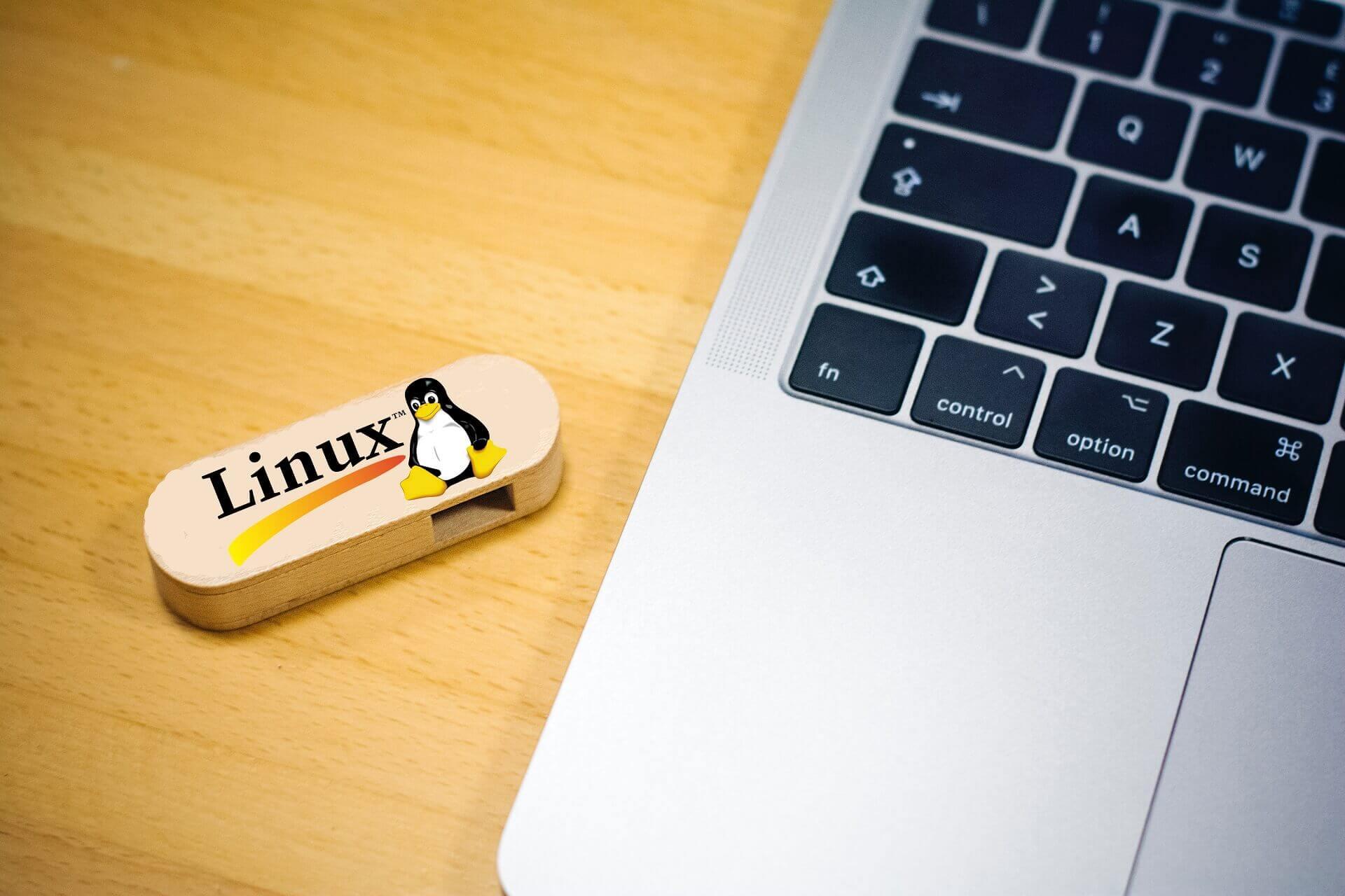 Installare Linux da USB