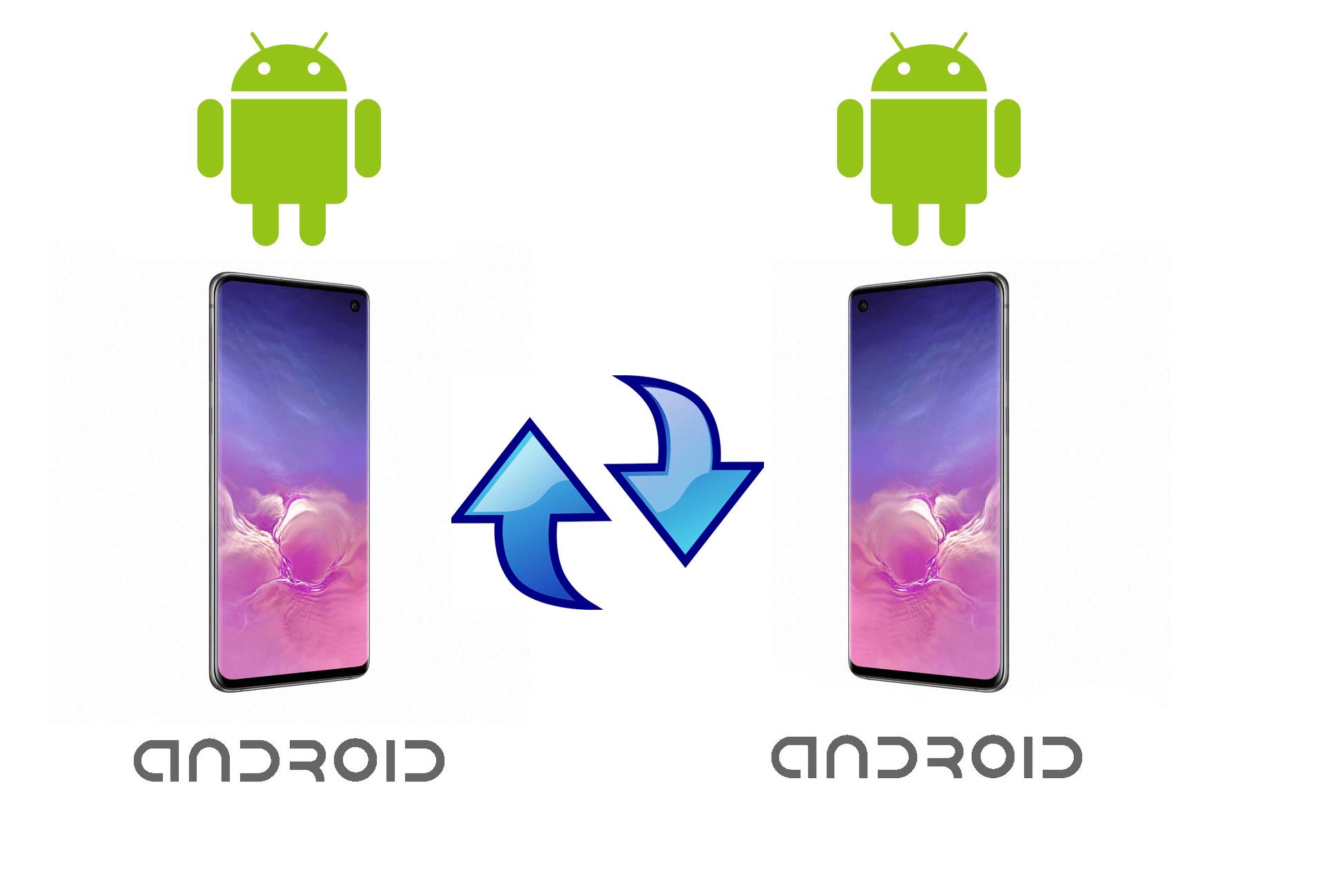 Trasferire dati da Android ad Android con CLONEit