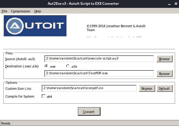 autoIT-PDF