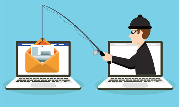 Validate your Login, Phishing eMail