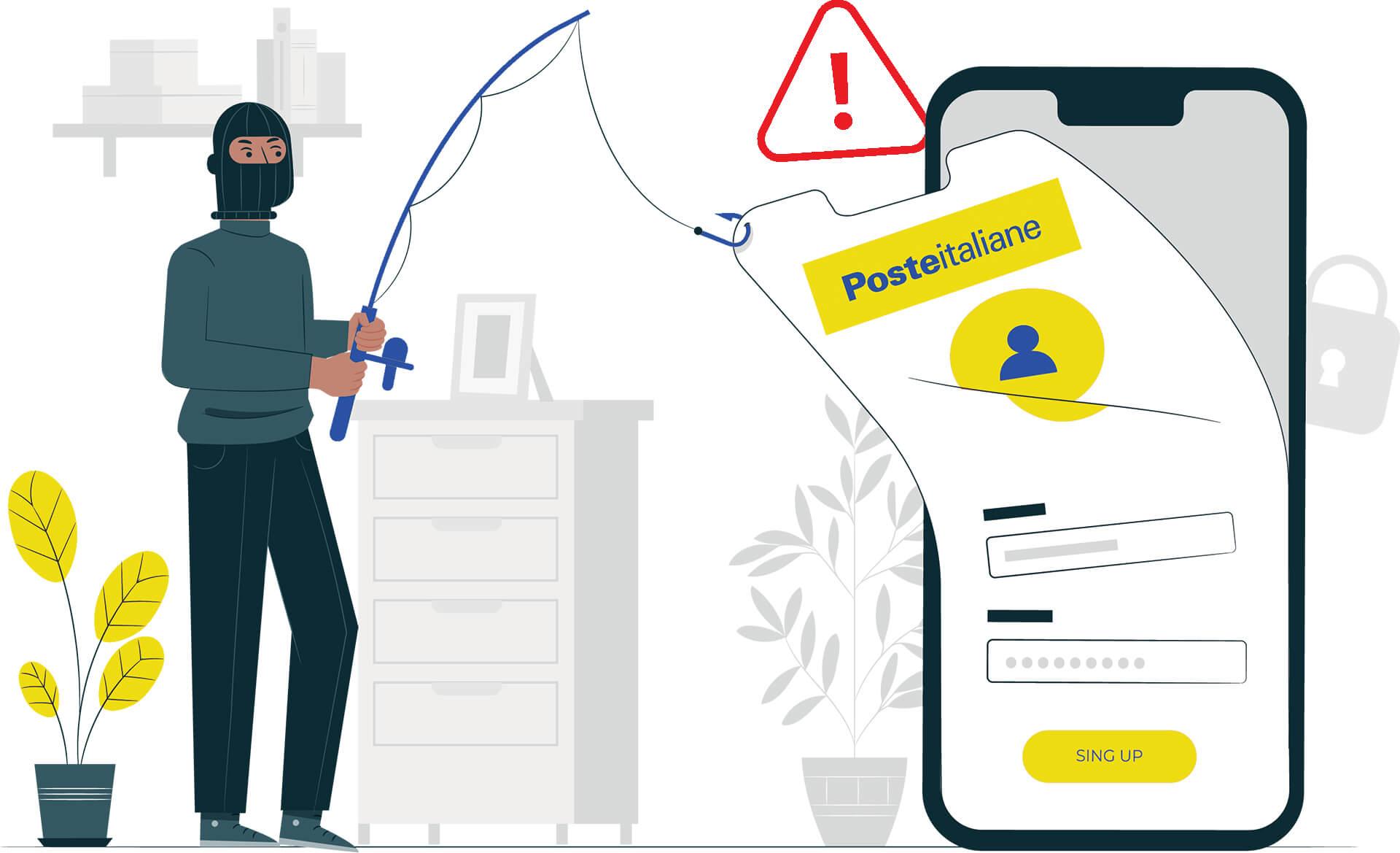 poste-italiane-sms-truffa-app-limitata-posteinfo-cover