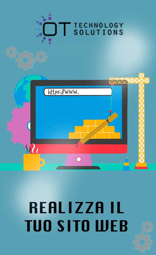 Realizzazione siti web otts