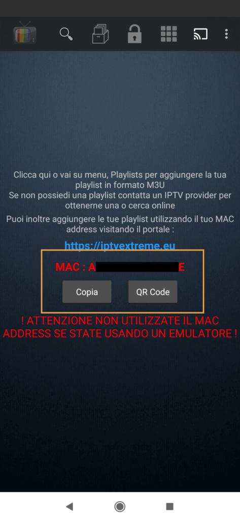 IPTV Extreme EU android app