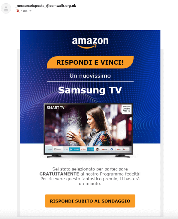 amazon-truffa-rispondi-e-vinci-un-samsung-tv