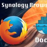 Synology Browser: Installare Firefox su Synology