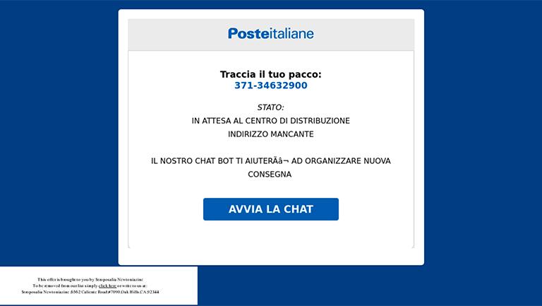 poste-italiane-truffa-il-tuo-pacchetto-e-in-arrivo-1